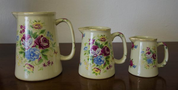 set of jugs