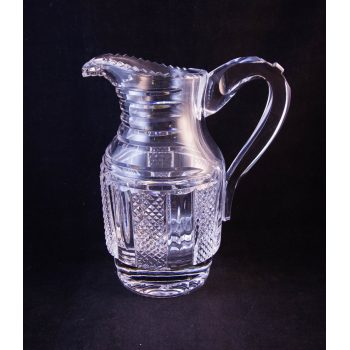 waterford crystal cut glass hibernia jug