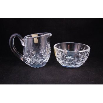 waterford jug and bowl