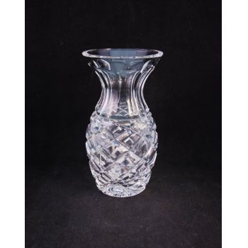 waterford crystal waisted vase